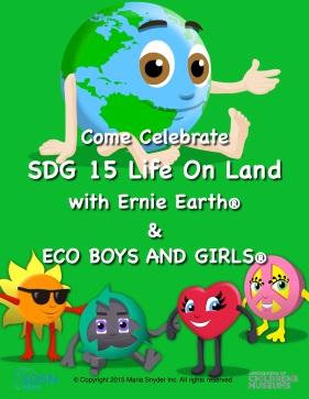 Ernie Earth Poster 15