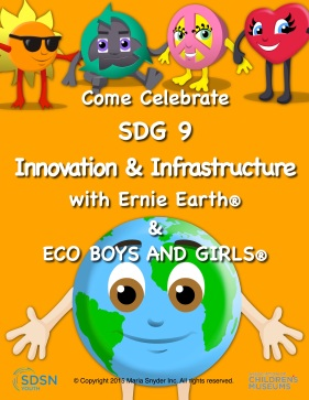 Ernie Earth Poster 9