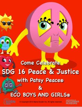 Patsy Peace Poster 16
