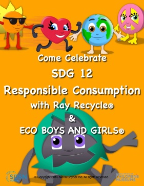 Ray Recycle Poster 2