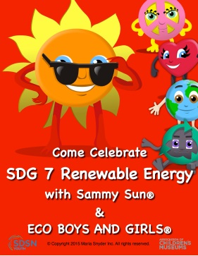 Sammy Sun Poster 7